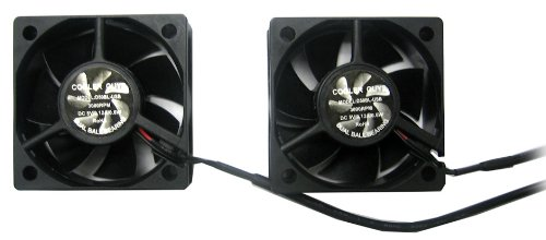 Coolerguys Dual USB Fans (Dual 50mm)