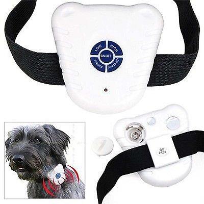 Wonderful Ultrasonic Anti Bark Stop Dog Training