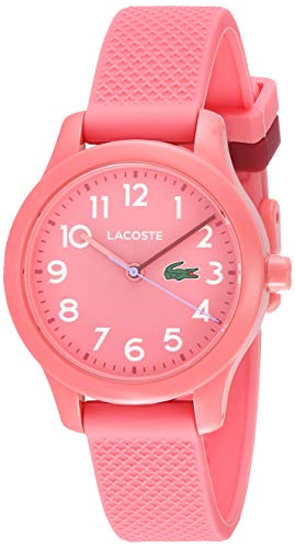 Lacoste Unisex 12.12 Kids Pink One Size