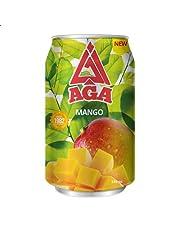عصير مانجو من اجا - 330 مل - علبة معدنية