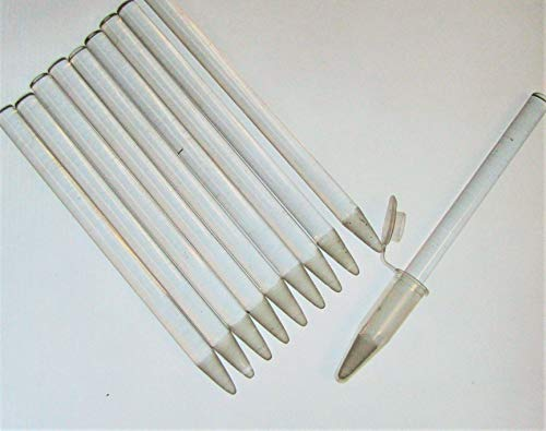 Glass Pestle for 1.5 Ml Microcentrifuge Tube, Tissue Grinder, Mini Homogenizer, Pack of 10