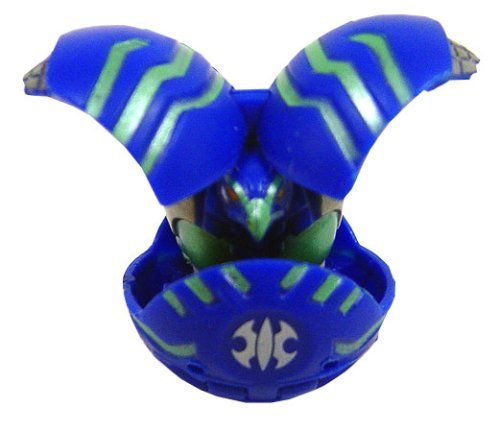 - Bakugan Booster Pack Aqus Blue Loose Falconeer LOOSE