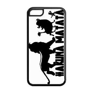 Customize Cartoon Series The Lion King Hakuna Matata Back Case for iphone 4/4s JN4/4s-1614