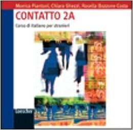 Descargar gratis Contatto. Corso Di Italiano Per Stranieri. Cd Audio: 2 Epub