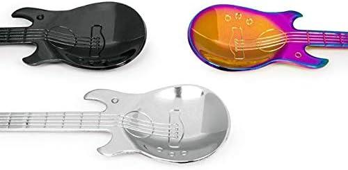Compra Biotin GM Juego de 3 cucharillas con Forma de Guitarra de ...