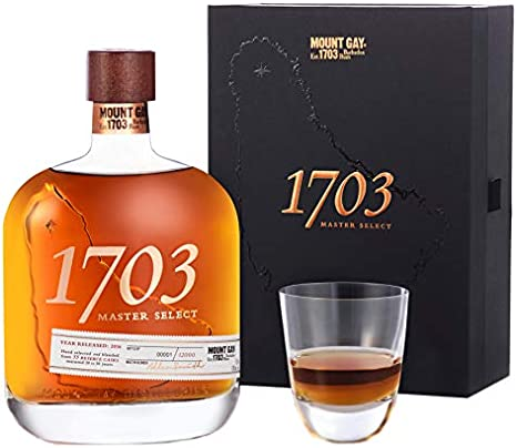 Mount Gay 1703 Old Cask Selection Barbados RON 43% 0,7l