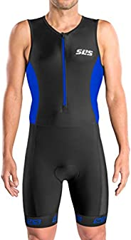 SLS3 Men`s Triathlon Trisuit | Mens Triathlon Suit FRT | Men Tri Suit | German Designed 2019