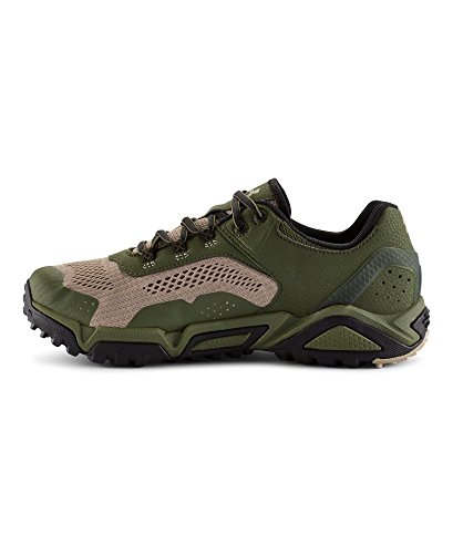 Under Armour Men's UA Glenrock Low Hiking Boots 10 DIVER GREEN