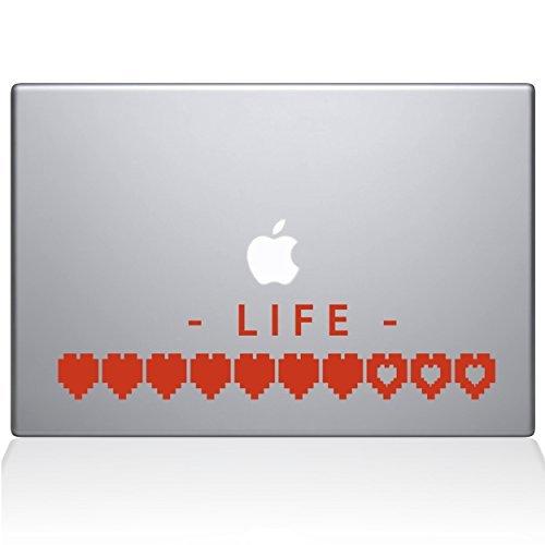 【絶品】 The Decal [並行輸入品] Guru Life Heart Meter Heart Macbook Decal Vinyl - Sticker - 13 Macbook Air - Orange (1227-MAC-13A-P) [並行輸入品] B078DZKDCY, ニッチエクスプレス:7ed40e5b --- a0267596.xsph.ru