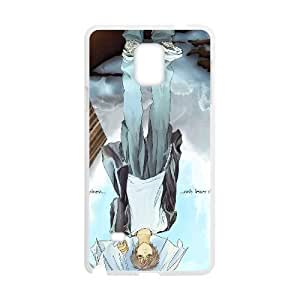 samsung galaxy note4 White Death Note phone case cell phone cases&Gift Holiday&Christmas Gifts NVFL7N8826251