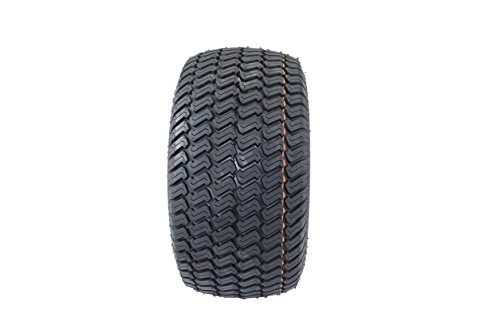 Antego Tire & Wheel (Set of 2) 20×10.00-8 Tires & Wheels 4 Ply for Lawn & Garden Mower Turf Tires
