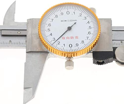 PJPPJH 0 150mm / 0.02 Calipers Calipers for Stainless Steel Calipers