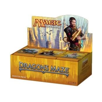 MTG Magic: the Gathering Dragon's Maze Booster Box (36 packs)