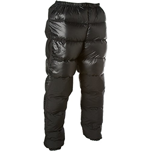 (Western Mountaineering Flash Down Pant - Men's Black, XL)