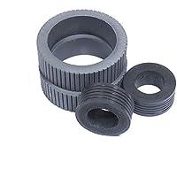 YANZEO PA03670-0001 PA03670-0002 Pick Roller Tire For Fujitsu fi-7160 fi-7260 fi-7180 fi-7280
