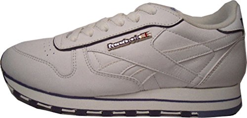 Reebok Classic Leather. Der Klassiker. Superweiches Leder. Optimale Dämpfung. EUR 37,5 US 7 UK 4,5 24 cm