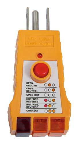 Gfci Receptacle Tester - 6
