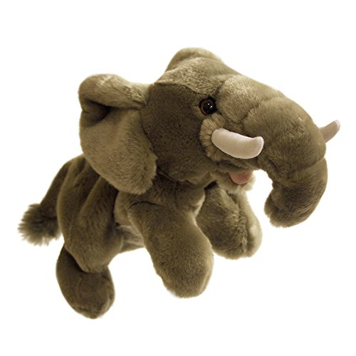 The Puppet Company Full-Bodied Animal  Hand Puppets Elephant