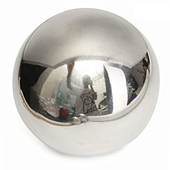 Image Unavailable. Image Not Available For. Color: Stainless Steel Spheres  ...