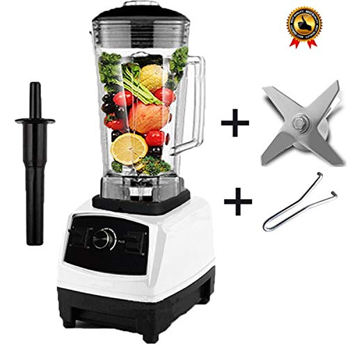 3HP commercial grade home professional smoothies power blender food mixer juicer food fruit processor,888White blade tool,Russian Federation,AU Plug