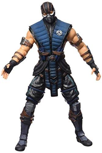 "Mezco's Mortal Kombat X SubZero 12"" Figure"