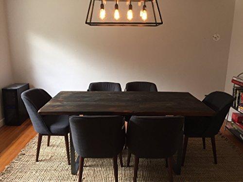 Handmade Dining Room Tables (UMBUZÖ Reclaimed Wood Dining Table)