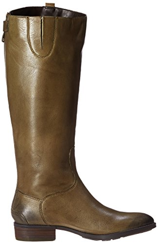 Boot Basto Penny Dye 11 Olive Lea UK Wide Black Sam Equestrian Women's 2 Shaft Edelman XqfqUZ