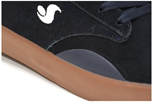 "DVS ""Daewon 14"" navy/gum Gr.: 10/EU 44, Skateboarding, Herren"