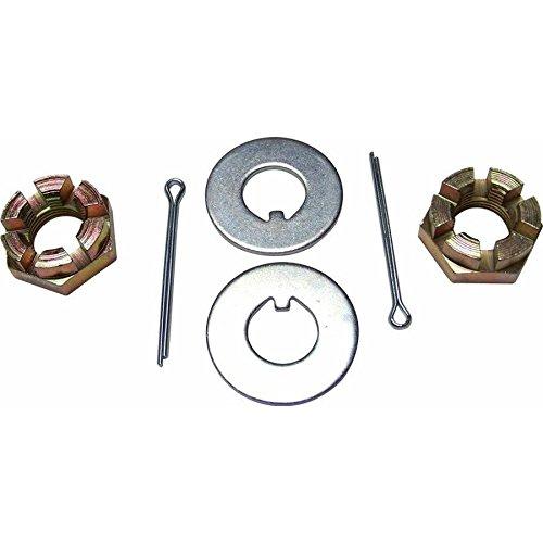Vintage Parts 61645 Spindle Nut/Washer Kit, Pair