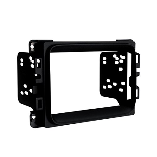 Metra 95-6518B Double Din Installation Kit for 2013-Up Ram 1500/2500/3500 (Car Stereo Double Din 2018)