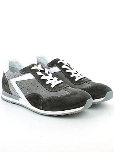 Sneaker in Camoscio Bicolore N. 42