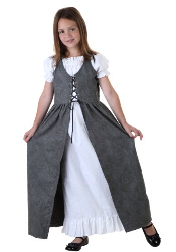 Big Girls' Renaissance Faire Costume Medium -