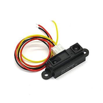 Medidor Distancia Infrarrojos IR Sensor Óptico Reflectante GP2Y0A21YK0F: Amazon.es: Electrónica