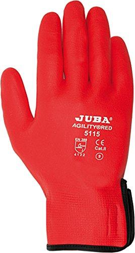 Juba - Juego guantes nitrilo foam conductor talla 9 blister H5115/9