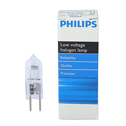 Aurabeam Non-Reflector Philips Light Bulb 7724 100W GY6.35 12V