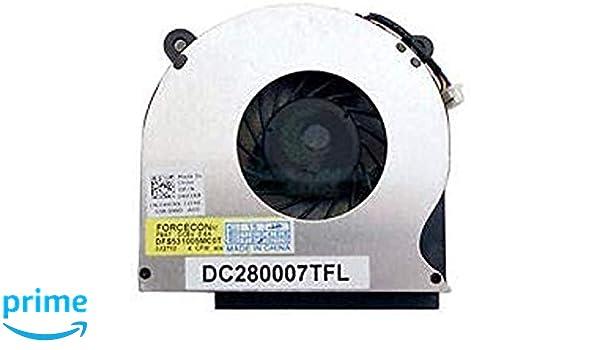 04H1RR Dell Latitude E6410 Laptop Cooling Fan