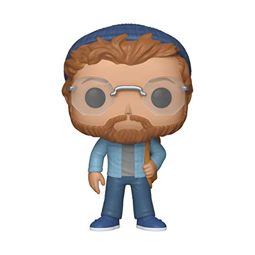 Funko- Pop Vinilo Jaws Matt Hooper Figura Coleccionable, Multicolor, Estandar (38563)