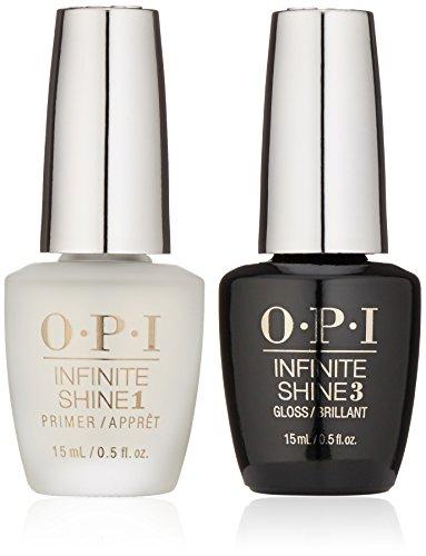 OPI Infinite Shine ProStay Primer & Gloss Duo Pack, 1 fl. oz. -