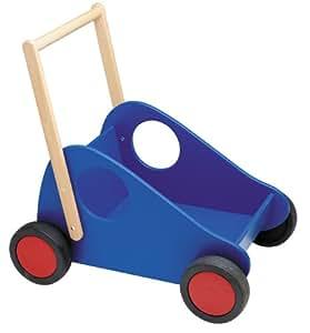 Unidad Andador carro de madera