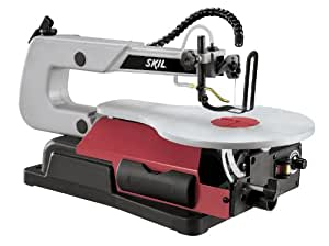 Skil 3335-08 16 in. Scroll Saw with Light