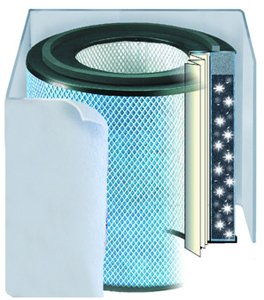 5-Stage 402 Filter for Bedroom Machine (FR402) by Austin Air