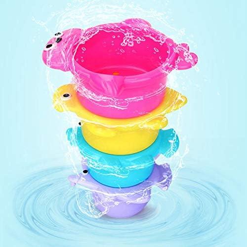 Tivollyff 夏の子供の遊び水ビーチおもちゃ浴室風呂親子インタラクティブパターン水スプレーグッズ