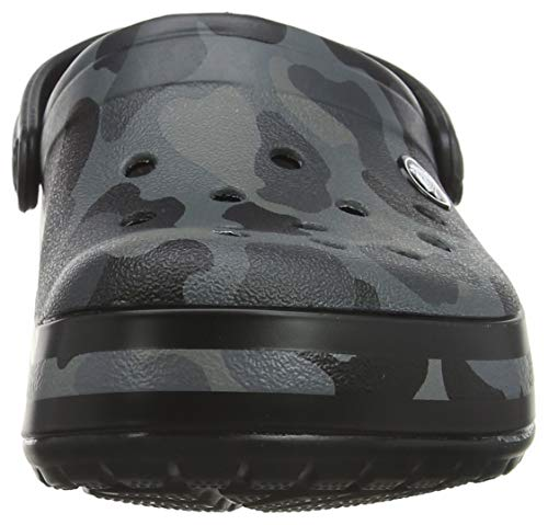 Crocband 0dy Adulto Unisex Clog Grigio Zoccoli Seasonal Graphic – Crocs black Grey slate dqxpfd