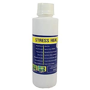 Aquatic Remedies Stress Heal Water Conditioner, 200 ml