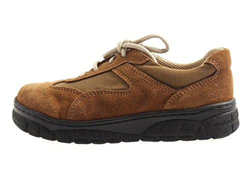 Footprints by Birkenstock Halbschuhe Drago Leder schmal Jungen