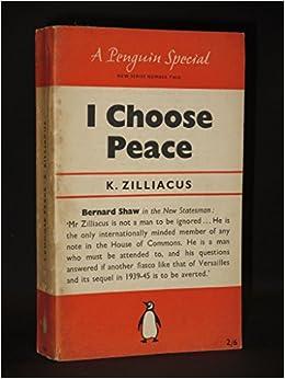 Resultado de imagen de Choose Peace 1949