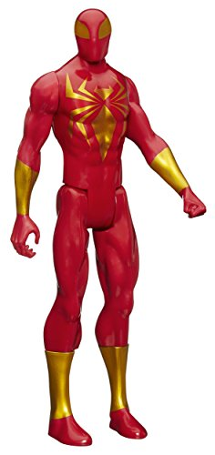 Marvel Spider-Man Titan Hero Series Iron Spider Figure (Heros Marvel Spider)