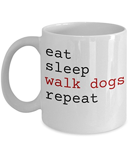 Dog Walker Mug -