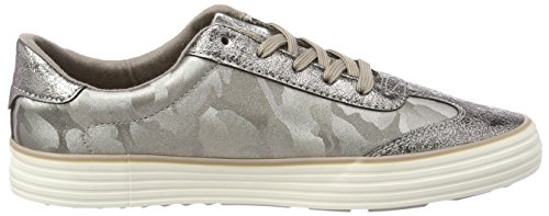 Silver Sneakers oliver Women''s top 23646 S pewter Low ZaYwqWR