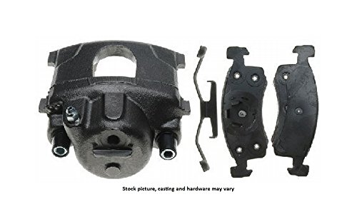 Interstate Brake Products C9009L Rebuilt Loaded Disc Brake Caliper Front Left